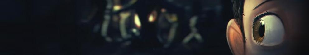 La Noria. Animated horror film